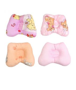 Подушка анатомическая Эдельвейс для девочки, цвет микс