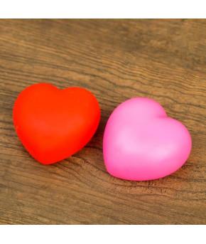 Ночник в розетку Сердце 3х6х6,5см