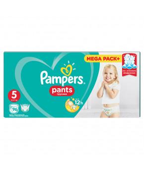 Подгузники-трусики Pampers Pants 5 (12-17кг) 96шт (2 части цена за 48шт)
