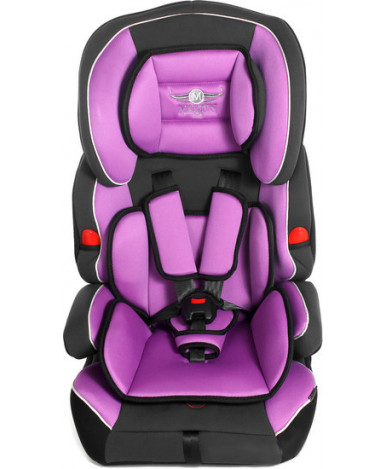 Автокресло Martin noir Pioneer BABOO1 фиолетовая ягода (9-36кг)