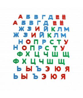 Развивающий набор Полесье Первые уроки буквы 66шт 67616