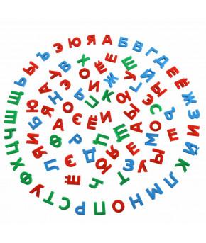 Развивающий набор Полесье Первые уроки буквы 86шт 67630
