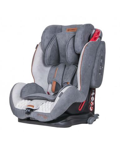 Автокресло Coletto Sportivo Isofix Grey (9-36кг)