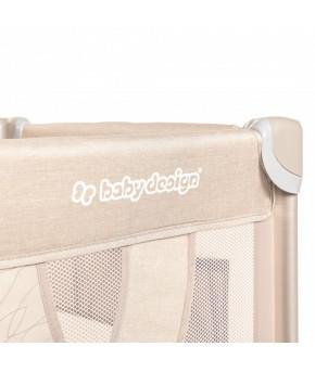 Кровать-манеж SIMPLE 2019 09 beige