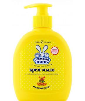 Детское крем-мыло Ушастый нянь 300мл