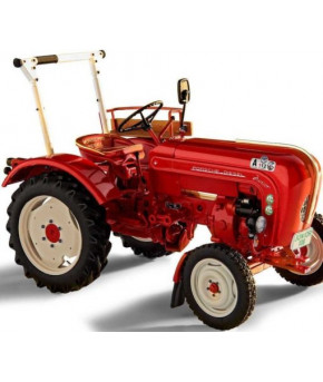 Сборная модель Revell Easy-Click Трактор Porshe Junior (1:24)