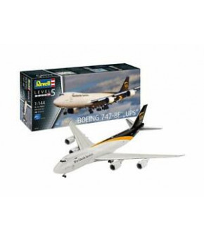 Сборная модель Revell Boeing 747-8F экспресс-доставки UPS (1:144)