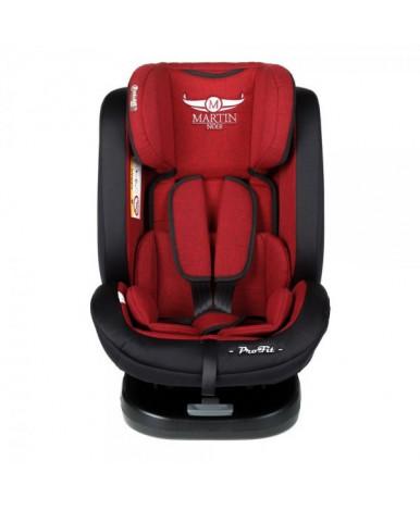 Автокресло Martin noir ProFit Ferrari Red (0-36кг)