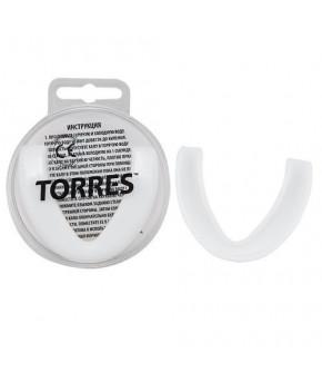 """Капа """"TORRES""""  термопластичная, евростандарт CE approved, белый"""