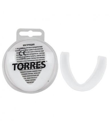 Капа Torres термопластичная евростандарт CE approved белый