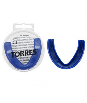 "Капа ""TORRES""  термопластичная, евростандарт CE approved, синий"
