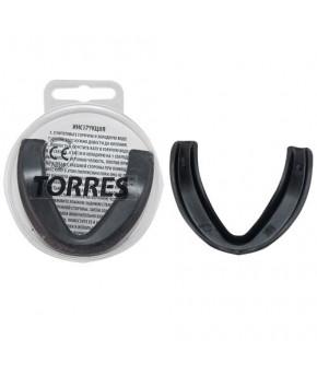 Капа TORRES термопластичная, евростандарт CE approved, черный