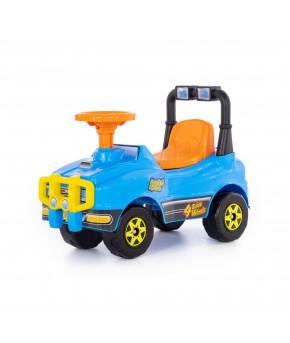 Автомобиль POLESIE Джип-каталка - №4, голубой