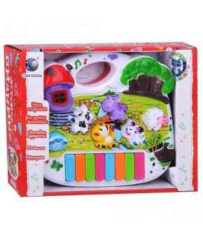 Музыкальная игрушка Е-нотка CY-6073B
