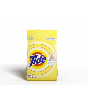 Стиральный порошок Tide детский, автомат, 2.4кг