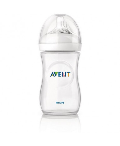 "Бутылочка ""Avent"" Philips Natural, 260мл"
