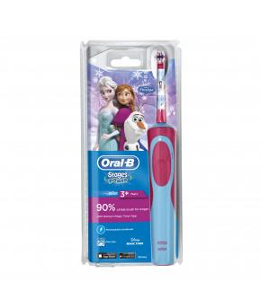 Зубная электрическая щетка Oral-b Stages Power Frozen,(D12.513K)