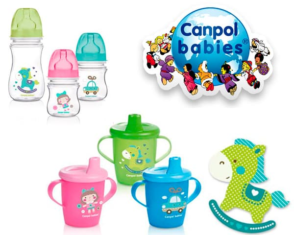 Польский бренд Canpol Babies с экономией в 30%